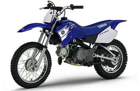 moto yamaha 90